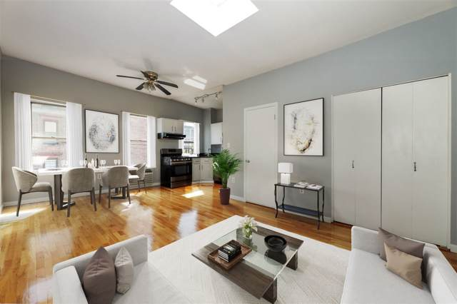 500 Madison St #3, Hoboken, NJ 07030 (MLS #190020566) :: PRIME Real Estate Group