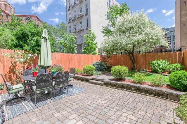 727 Jefferson St #2, Hoboken, NJ 07030 (MLS #190020578) :: PRIME Real Estate Group