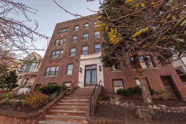 115 Highland Ave #18, Jc, Journal Square, NJ 07306 (MLS #190020585) :: The Trompeter Group