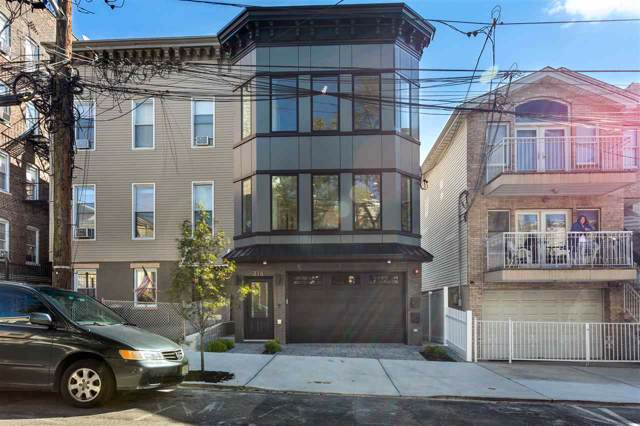 216 Hancock Ave #2, Jc, Heights, NJ 07307 (MLS #190020624) :: The Trompeter Group