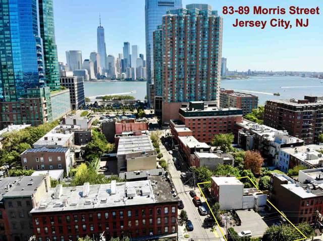 83-89 Morris St, Jc, Downtown, NJ 07302 (MLS #190020891) :: The Trompeter Group