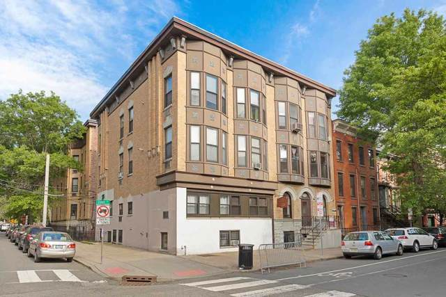 168 Coles St 2D, Jc, Downtown, NJ 07302 (MLS #190021105) :: The Trompeter Group