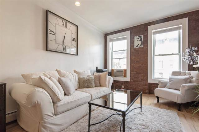 515 Jersey Ave #4, Jc, Downtown, NJ 07302 (MLS #190021112) :: The Trompeter Group