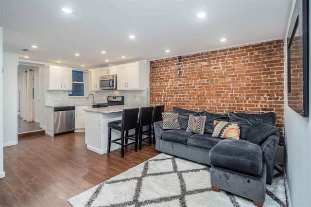 134 Garden St #1, Hoboken, NJ 07030 (MLS #190021245) :: The Bryant Fleming Real Estate Team