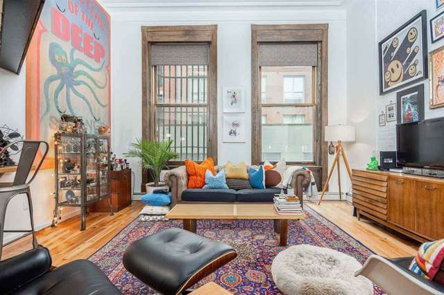83 Montgomery St #203, Jc, Downtown, NJ 07302 (MLS #190021384) :: The Trompeter Group