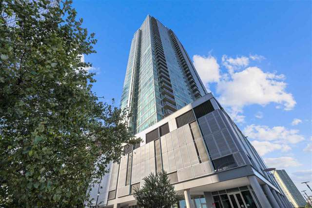 2 2ND ST #2201, Jc, Downtown, NJ 07302 (MLS #190021445) :: The Trompeter Group