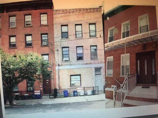 301 3RD ST 2 Buildings, Jc, Downtown, NJ 07302 (MLS #190021502) :: The Trompeter Group