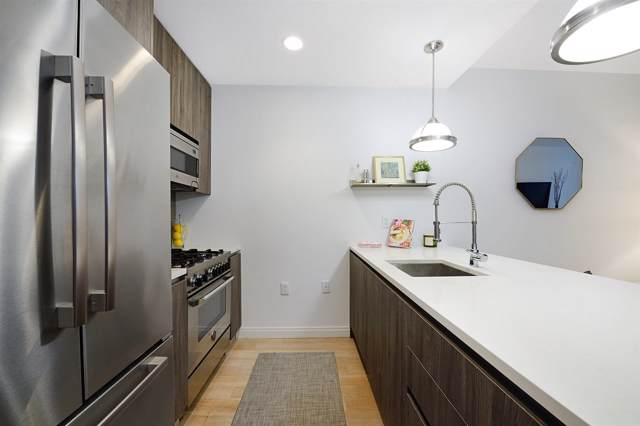 160 1ST ST #208, Jc, Downtown, NJ 07302 (MLS #190021521) :: The Trompeter Group