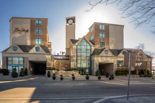 600 Harbor Blvd #1007, Weehawken, NJ 07086 (MLS #190021728) :: The Trompeter Group