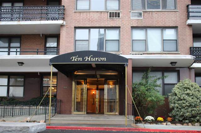 10 Huron Ave 4M, Jc, Journal Square, NJ 07306 (MLS #190021857) :: The Trompeter Group