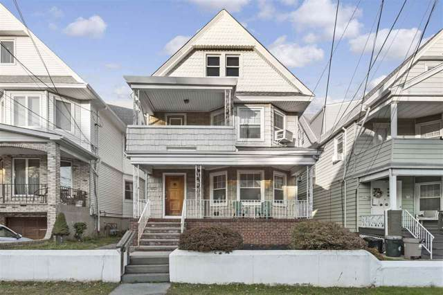 29-31 West 45Th St, Bayonne, NJ 07002 (MLS #190021863) :: The Trompeter Group