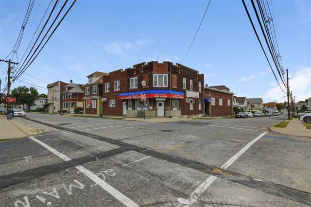 124-126 Ray St, Garfield, NJ 07026 (MLS #190021887) :: The Trompeter Group
