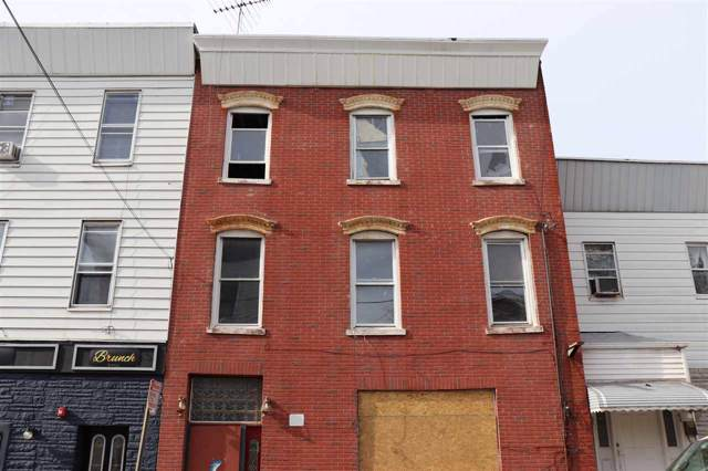 161 New York Ave, Jc, Heights, NJ 07307 (MLS #190022029) :: The Trompeter Group