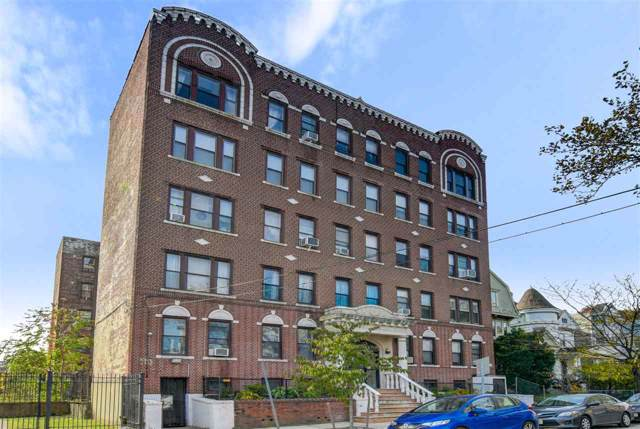 145 Harrison Ave #402, Jc, Journal Square, NJ 07304 (MLS #190022082) :: The Trompeter Group