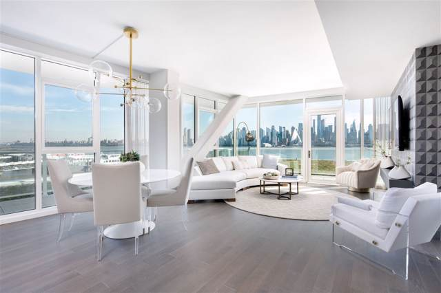 800 Avenue At Port Imperial #415, Weehawken, NJ 07086 (MLS #190022091) :: Team Francesco/Christie's International Real Estate