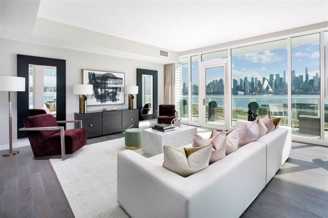 800 Avenue At Port Imperial #205, Weehawken, NJ 07086 (MLS #190022100) :: The Trompeter Group