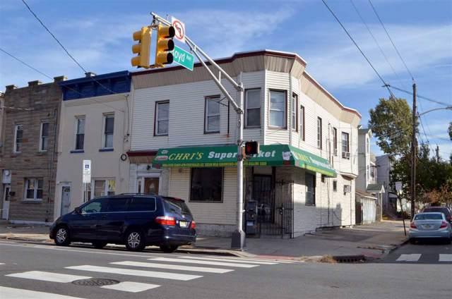 146 Mallory Ave, Jc, West Bergen, NJ 07304 (MLS #190022112) :: Hudson Dwellings