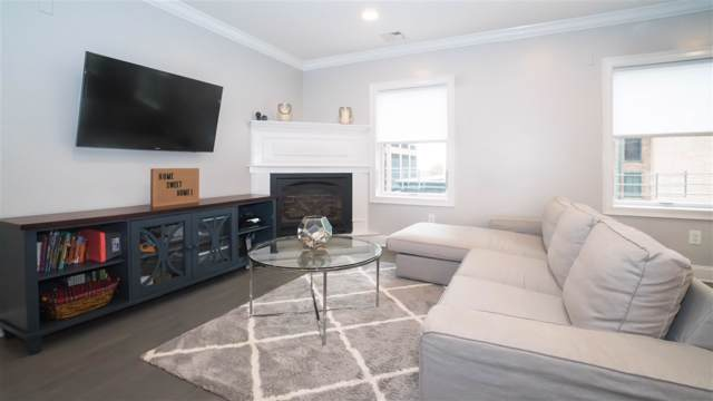 63 Sussex St #8, Jc, Downtown, NJ 07302 (MLS #190022238) :: The Dekanski Home Selling Team