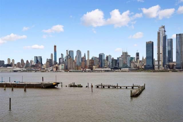 600 Harbor Blvd #953, Weehawken, NJ 07086 (MLS #190022319) :: Team Francesco/Christie's International Real Estate