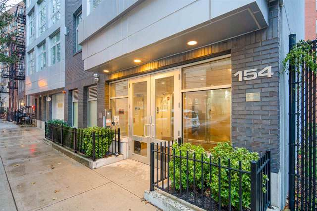 154 Steuben St #303, Jc, Downtown, NJ 07302 (MLS #190022584) :: The Sikora Group