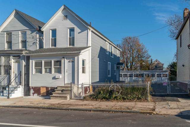 252 South 19Th St, Newark, NJ 07103 (MLS #190022976) :: The Sikora Group