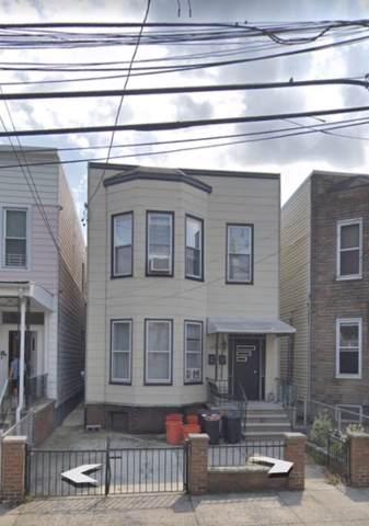217 Dodd St, Weehawken, NJ 07086 (MLS #190023138) :: The Bryant Fleming Real Estate Team