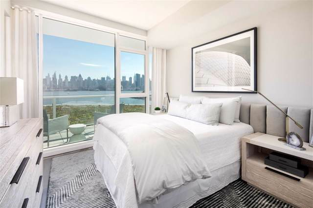800 Avenue At Port Imperial #711, Weehawken, NJ 07086 (MLS #190023207) :: The Trompeter Group