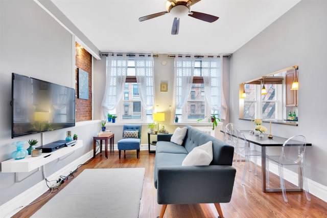 1025 Washington St 2F, Hoboken, NJ 07030 (#190023365) :: Proper Estates