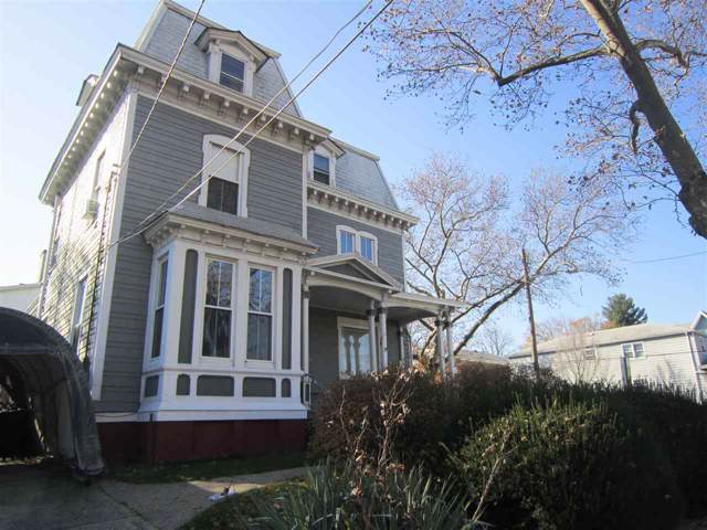 114-116 West 8Th St, Bayonne, NJ 07002 (MLS #190023499) :: The Dekanski Home Selling Team
