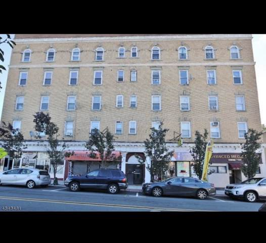 1614 Summit Ave #9, Union City, NJ 07087 (MLS #190023608) :: The Sikora Group
