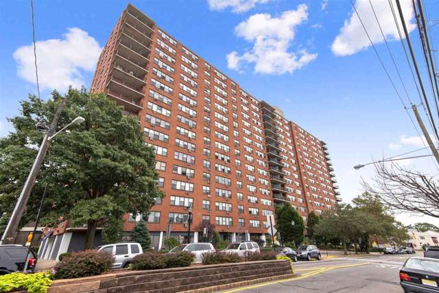 500 Central Ave #1519, Union City, NJ 07087 (MLS #190023639) :: The Sikora Group