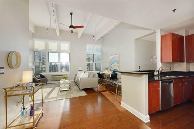 1500 Washington St 5X, Hoboken, NJ 07030 (MLS #190023771) :: The Trompeter Group