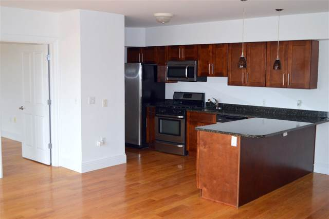 125 43RD ST #701, Union City, NJ 07087 (MLS #190023795) :: The Trompeter Group