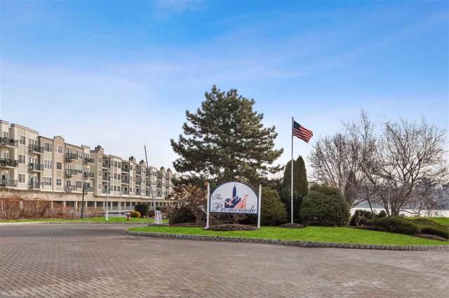 221 The Promenade #221, Edgewater, NJ 07020 (MLS #202000056) :: Team Francesco/Christie's International Real Estate