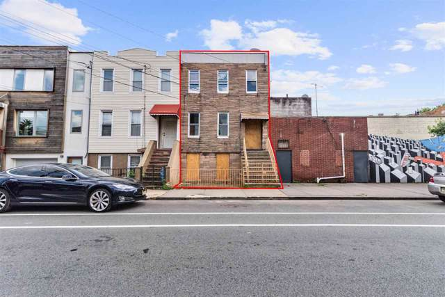 357 4TH ST, Jc, Downtown, NJ 07302 (MLS #202001210) :: The Trompeter Group