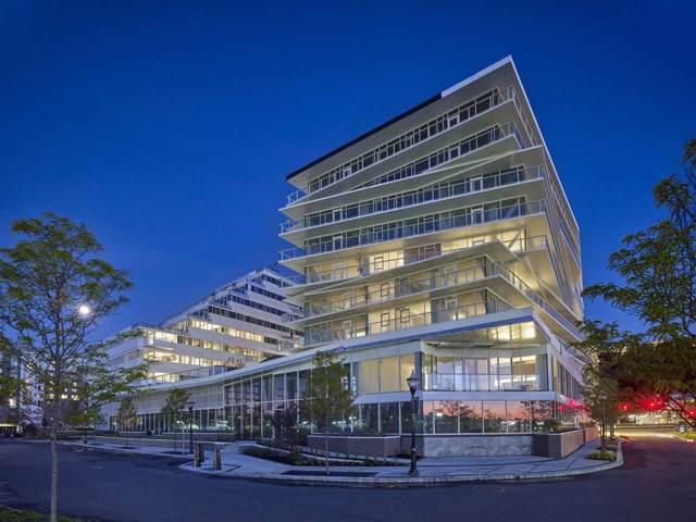 800 Avenue At Port Imperial #713, Weehawken, NJ 07086 (MLS #202001223) :: The Lane Team