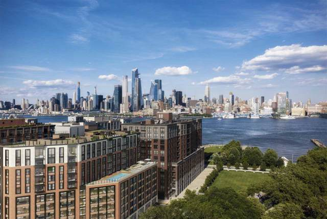 1000 Maxwell Lane 9E, Hoboken, NJ 07030 (MLS #202001265) :: The Lane Team