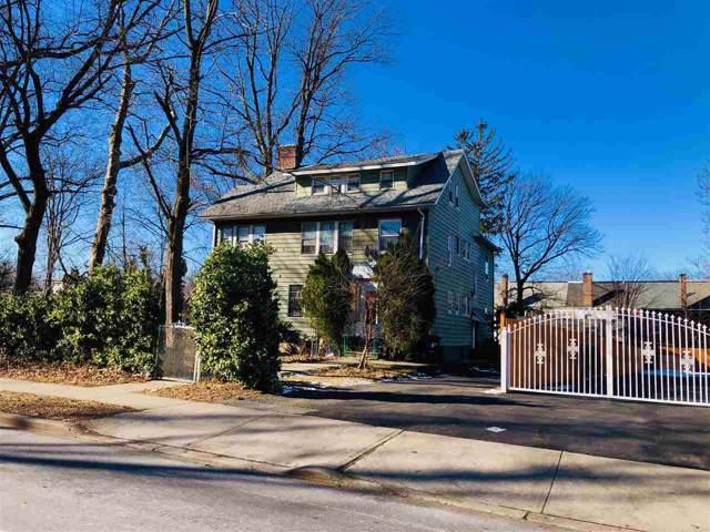 251 North Grove St, East Orange, NJ 07017 (MLS #202001307) :: The Sikora Group