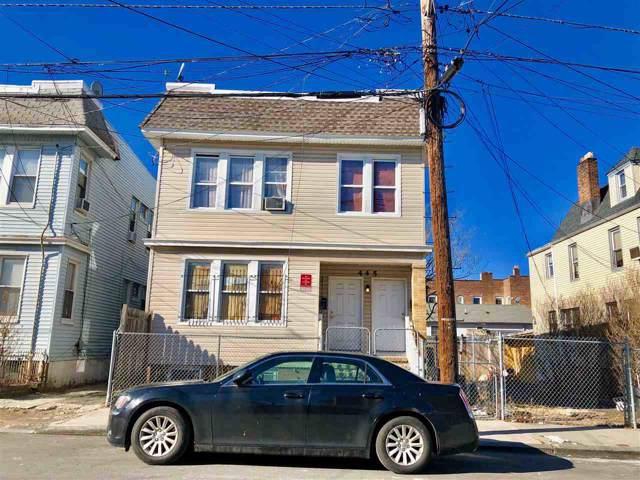 445 South 15Th St, Newark, NJ 07103 (MLS #202001312) :: The Sikora Group