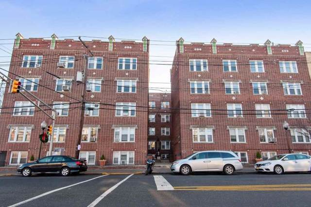 3718 Park Ave E5, Weehawken, NJ 07086 (MLS #202001421) :: The Trompeter Group