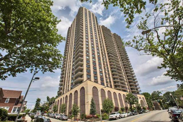 7855 Blvd East 16L, North Bergen, NJ 07047 (MLS #202001424) :: The Trompeter Group