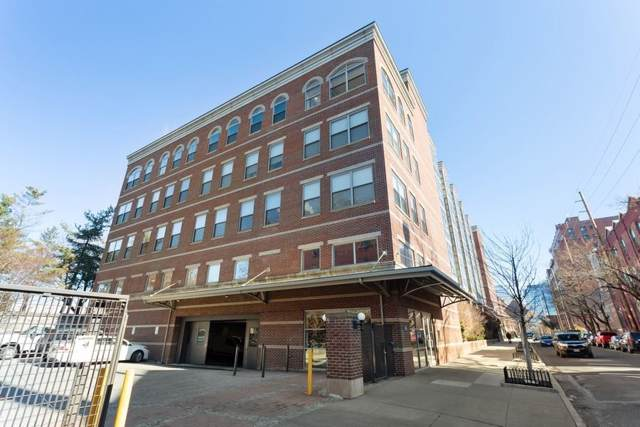 234 10TH ST #603, Jc, Downtown, NJ 07302 (MLS #202001458) :: The Trompeter Group
