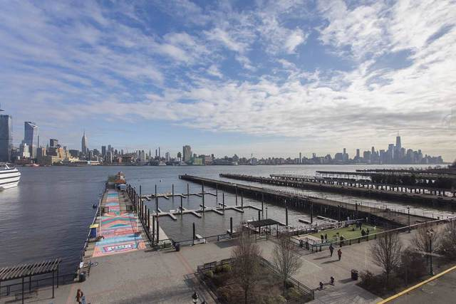 2 Constitution Ct #504, Hoboken, NJ 07030 (#202001490) :: Daunno Realty Services, LLC
