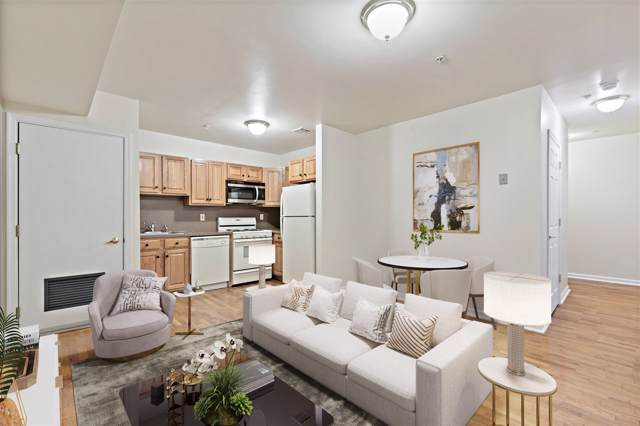 6107 Park Ave #4, West New York, NJ 07093 (MLS #202001502) :: The Trompeter Group
