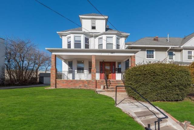 165-167 Kennedy Blvd, Bayonne, NJ 07002 (MLS #202001525) :: The Dekanski Home Selling Team