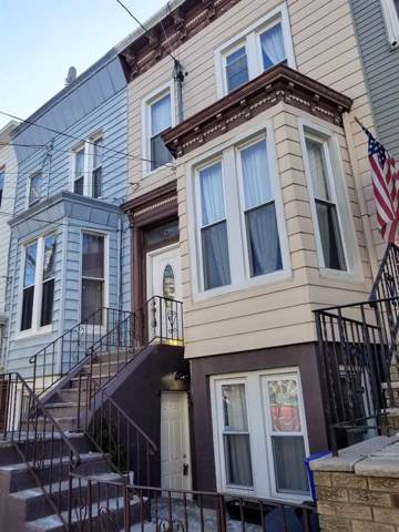 43 South St #3, Jc, Heights, NJ 07306 (MLS #202001596) :: The Trompeter Group