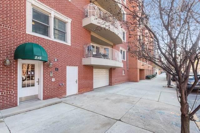 215 Grand St 1F, Hoboken, NJ 07030 (MLS #202001608) :: The Trompeter Group