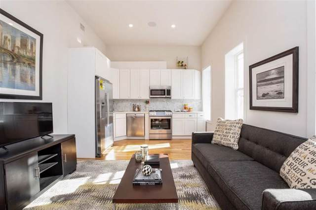 260 Griffith St #2, Jc, Heights, NJ 07307 (MLS #202001628) :: The Sikora Group