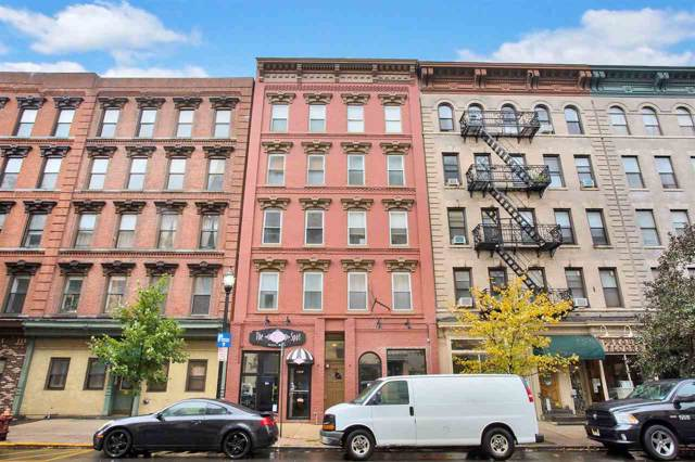 159 14TH ST 3A, Hoboken, NJ 07030 (MLS #202001692) :: The Trompeter Group