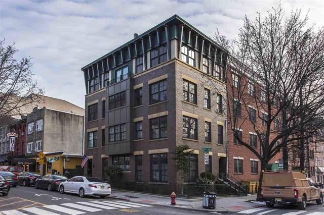 99 Garden St #2, Hoboken, NJ 07030 (MLS #202001726) :: The Trompeter Group